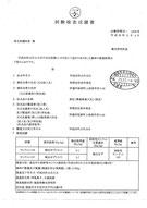 2014.11.4検査結果(青森県産大豆)