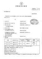 2014.8.1検査結果(中国産大豆)