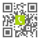 QR-Code mit unserer Telefonnummer