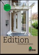 NIVEAU Holz-Haustüren Edition