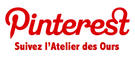 Suivez l'Atelier des Ours d'Unes sur Pinterest