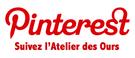 Suivez l'Atelier des Ours d'Unes sur Pinterest