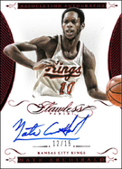 NATE ARCHIBALD / Association Autographs - No. AA-NA  (#d 12/15)