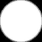 Cercle vide symbole du wú jí