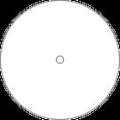 Fig. 2.2 - Point originel # Symbole du Tài Yī