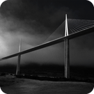 un des ponts suspendus les plus haut du monde