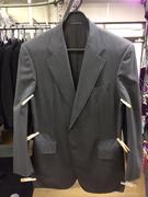 スーツ サイズ直し