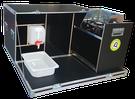 """iQ-Chuckbox """"Mammut"""" mit faltbaren Windschutz, Kocher, 10 Liter Wasserkanister, Wasserauffangschale, Auslaufhahn"""