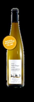 Saale Unstrut 2016 Müller Thurgau Weinhaus Krause