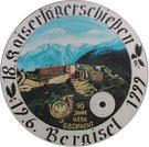 Ehrenscheibe 1999