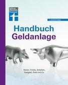"""Buchcover """"Handbuch Geldanlage"""""""
