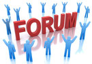 Déclaration commune issue des débats du forum