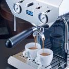 Gilda Kaffeemaschine