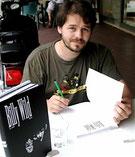 Guillaume Griffon, dessinateur