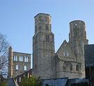 Abbayes à visiter, route des abbayes en Normandie