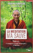 la meditation m'a sauvé de Phakyab Rinpoche