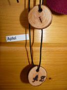 Amulett vom Apfelbaum