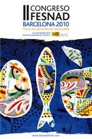 Congreso FESNAD dietista Barcelona