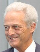 Bundesverkehrsminister Dr. Peter Ramsauer