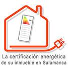 certificación energetica en Salamanca