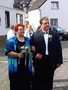 Hochzeitsfoto 06.07.2001