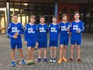 U14m Turniersieger in Gärtringen