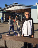 Valdemar Bech Thomsen vom LCB