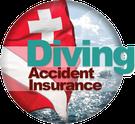 Tauchunfallversicherung Icon