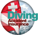 Icon diving accident insurance