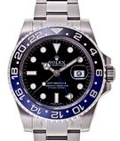 ROLEX/ ロレックス GMTマスターⅡ 116710BLNR