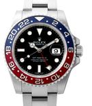 ROLEX/ ロレックス GMTマスターⅡ 116719BLRO
