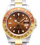 ROLEX/ ロレックス GMTマスターⅡ 16713