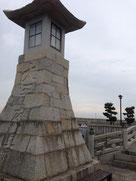 江戸時代の高燈籠(灯台)