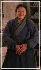 Lady Qiquan (esposa)