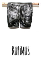 apollo-artemis_fashion_design_sustainable_handmade_lookbook_women_pants_shorts_faux_leather_silver_grey_typography_rufinus