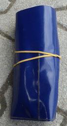 Blachenhülle für Hufmesser