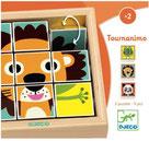 Tournanimo - 9 pièces - DJECO