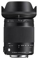 Sigma 18-300mm