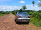 Mietwagen Paraguay