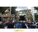 横山秀行:牛嶋神社大祭