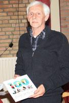 Adrie van Mechelen Gewestelijk en Nederlands Kampioen driebanden groot 3e klasse