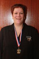 Cynthia van Peer Gewestelijk kampioen en 7e op het NK libre 5e klas