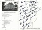 La pianiste Anastasya Terenkova remercie Alain Genestoux pour les couleurs du piano à queue Steinway D 274 en location à Saint Emilion en Gironde