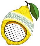 Zitrone, Zitronengeschenk, Zitronenkissen, Zitrone Kissen, Frucht, Freche Frucht, Namenskissen, Kinderkissen, Babykissen, Fotokissen, Tierkissen, Kuschelkissen
