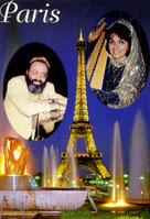 Shimon & Nehama REUBEN Concert Chansons de Paris nov 2003