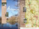 5-Sentier de l'Adour - de Artagnan à Maubourguet - Camping Gers Arros
