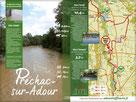 10-Sentier de l'Adour - de Préchac à Cahuzac - Camping Gers Arros