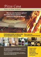 Pizza Casa Flyer