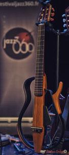 Classic Silent Guitar Yamaha SLG de Philippe Bayle