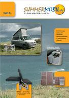 Summermobil Prospekt